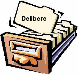 Delibere