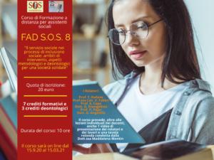 Il servizio sociale nei processi di inclusione sociale: ambiti di intervento, aspetti metodologici e deontologici per una società solidale
