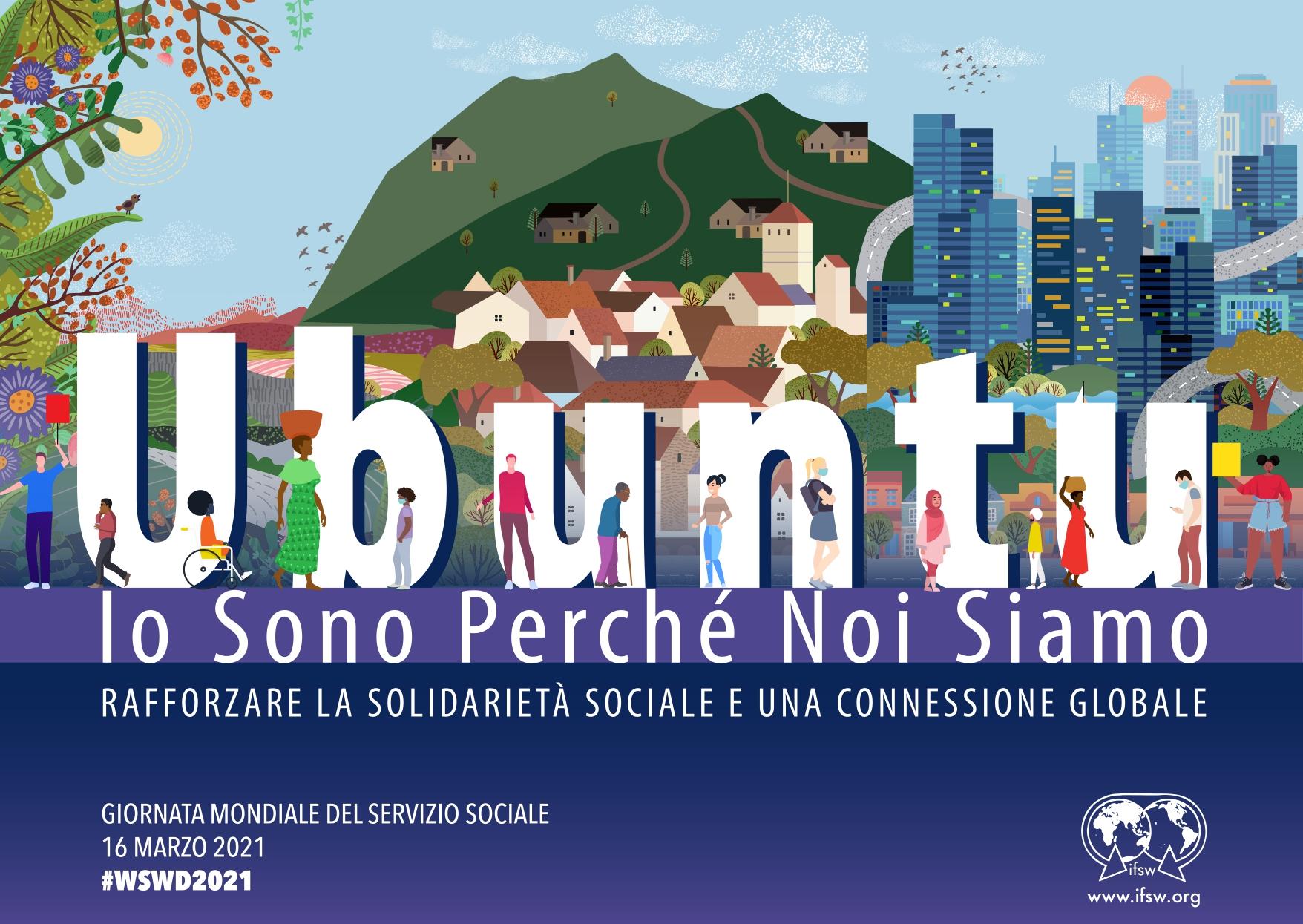 Giornata Mondiale del Servizio Sociale 2021 – iscrizione